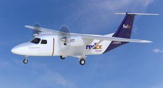 联邦快递将成塞斯纳SkyCourier408货机起始客户