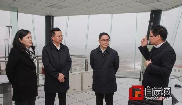 给力!自贡航空产业园机场主体设施已全部建成