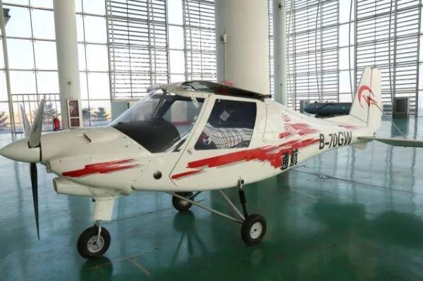 通航公司拒不还款成老赖 法院查封一架小型飞机