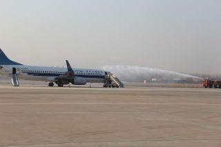 郑州机场举行2017年应急救援综合演练