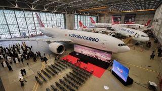 土耳其航空接收首架波音777货机