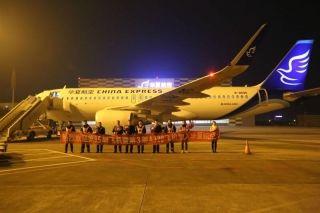 华夏航空迎来第3架空客A320  机队增至35架