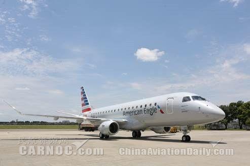 巴航工业交付全球第1400架E-喷气系列飞机