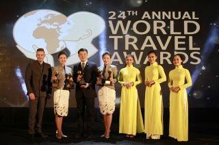 海南航空摘下2017世界旅游大奖5项桂冠