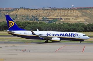 欧洲廉航客运持续增长 瑞安航空主导地位稳固