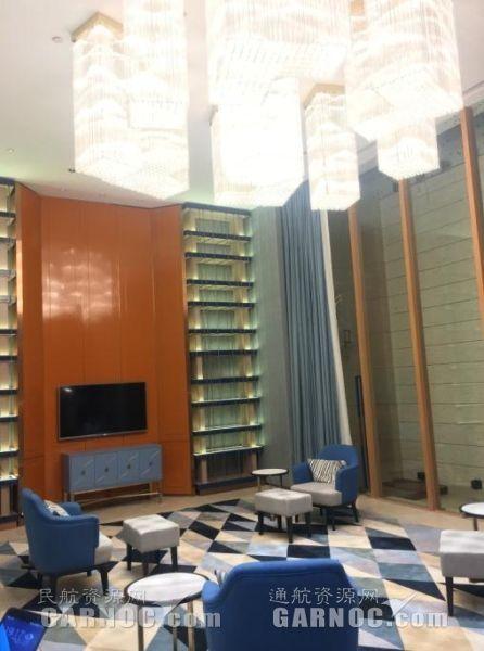 广州白云国际机场商务航空服务基地(FBO)宝能专属贵宾厅。