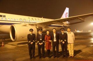 再添一架A320neo 国航西南机队规模达到90架