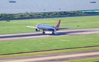 深航第二架A330宽体客机22日首航京沪航线