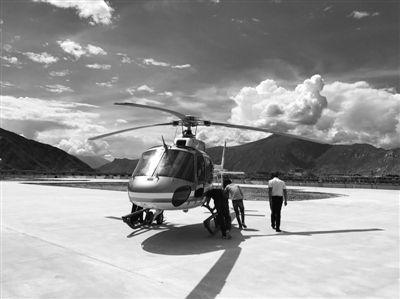 拉萨市区空中游航线将于12月中下旬开始试运营