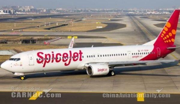 印DGCA:11月份国内航空客运量增长16.99%