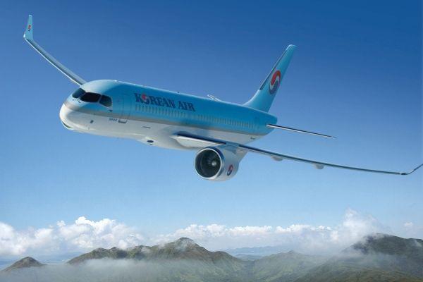 大韩航空亚洲首家接收庞巴迪CS300飞机