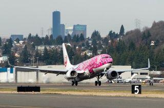 日本越洋航空全新737-800涂装亮相