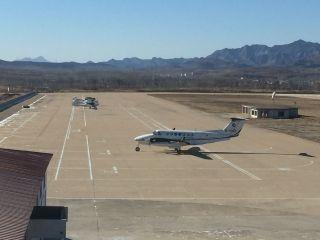 行业支持谋新篇-记河北平泉机场安全运行2周年