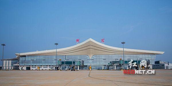 衡阳南岳机场年旅客吞吐量突破46万人次