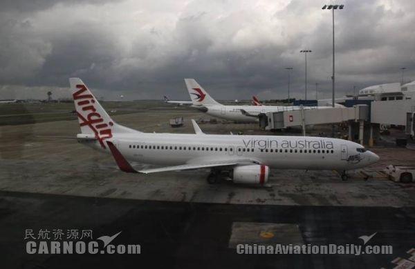 维珍澳洲客机重着陆 致多名乘客受伤