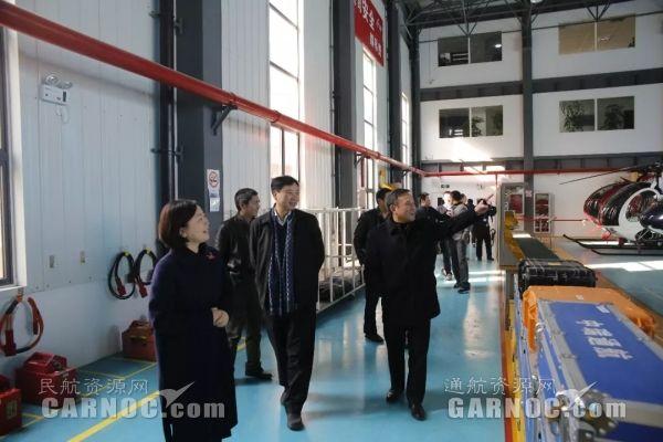 朱州龙调研中瑞通航:正确处理安全与市场的关系