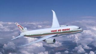 民航早报:摩洛哥皇家航空再购4架波音787-9