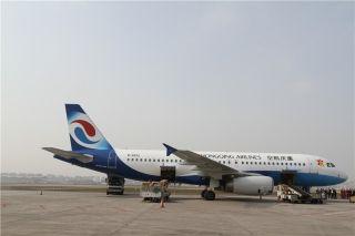重庆航空迎年内第5架飞机 机队规模达到19架
