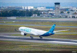民航早报:空客考虑研发新的A330货机