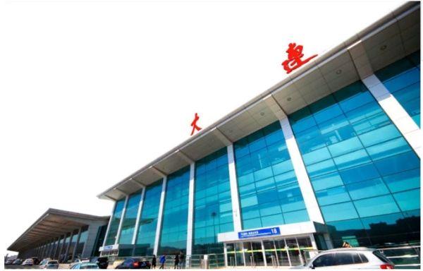 2017年大连机场完成旅客吞吐量1750万人次