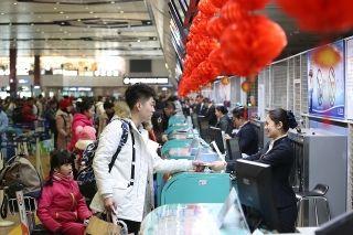 哈尔滨机场2017年完成旅客吞吐量1881万人次