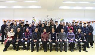 龙江航空喜迎第一个安全年