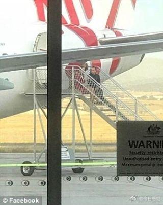 因机组人员需要休息 维珍澳洲航班延误近两小时