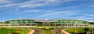 2017年济南国际机场旅客吞吐量完成1432万人次