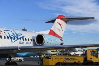 奥地利航空停止运行所有Fokker型飞机