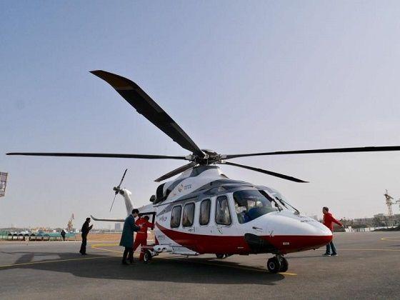 上海首次启动空中应急报道  直升机高速路段巡航