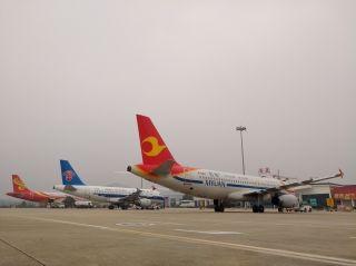 安庆机场2017年旅客吞吐量突破45万人次