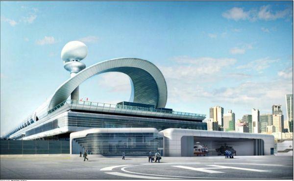 香港政府飞行服务队拟耗4.7亿建启德分部