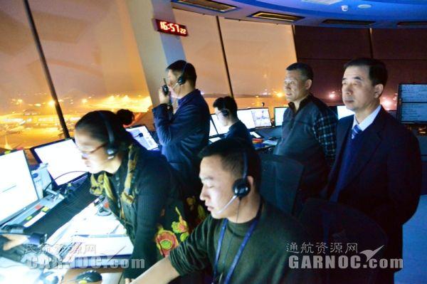 黑龙江空管跨年夜正确处置航空器特情事件