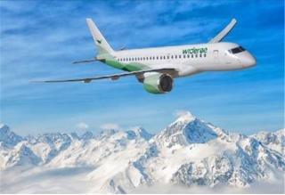 巴航工业与威德罗航空签署E2飞机航材共享协议