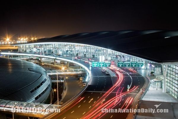 南京机场2017年完成旅客吞吐量2582万人次