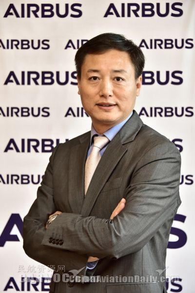 空中客车公司任命中国区新领导层