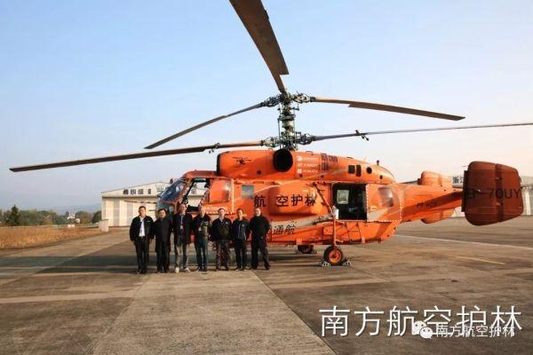 设16条航线 浙江省2018年春季航空护林开航