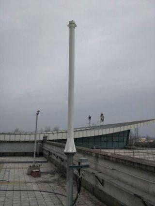 西北空管局完成陕西地区8套ADS-B地面站安装
