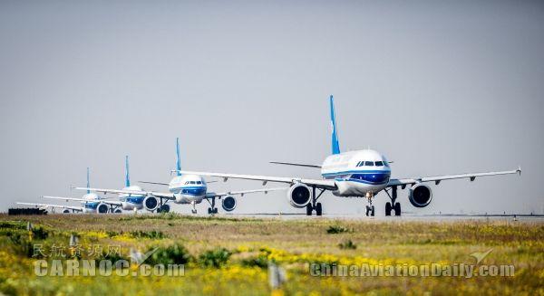 南航A320机队机载软件将全面实现网络化管理