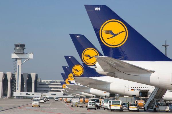 民航早报:汉莎订购16架空客和波音飞机