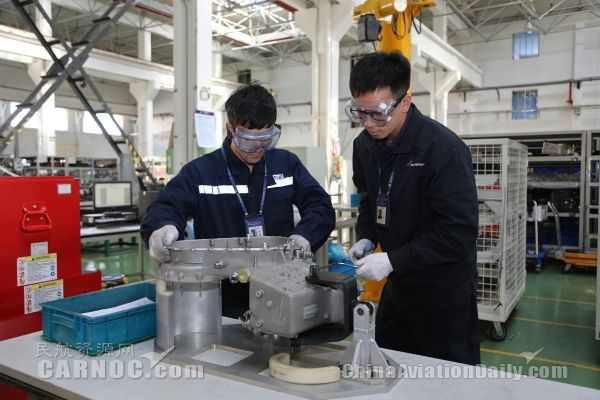 南航沈阳维修基地APU修理项目创产值2.7亿