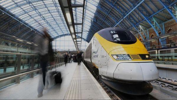 亚欧地区高铁挑战航空市场 美国铁路仍处慢车道