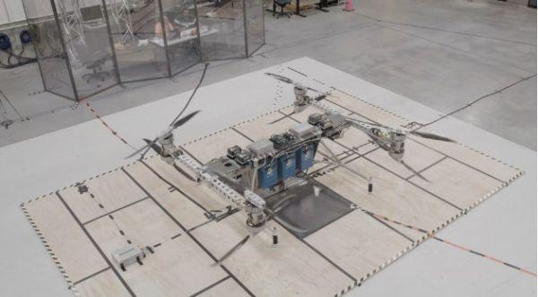 波音送货无人机已完成首飞测试 可载重500磅