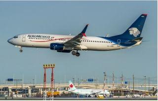 民航早报:惊险!墨西哥航空飞机差点误降跑道