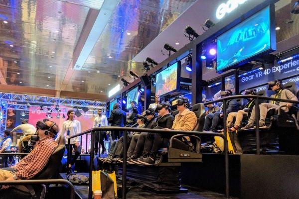 VR是2018年CES热点 但市场采用仍然有限