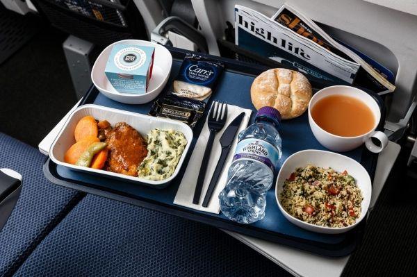 英国航空终于要改善飞机餐食服务了