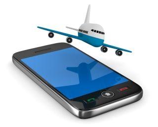 机上开放使用手机