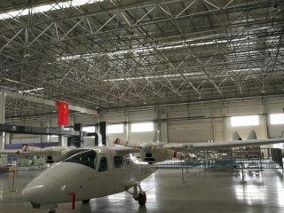 图集|泰克南P2006T飞机在法库开启批量生产