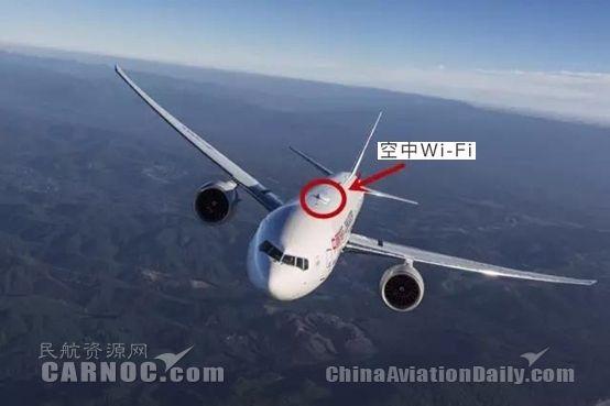 机舱手机解禁 民航空地互联市场规模预估
