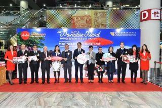 亚洲航空开通澳门—泰国布吉航线